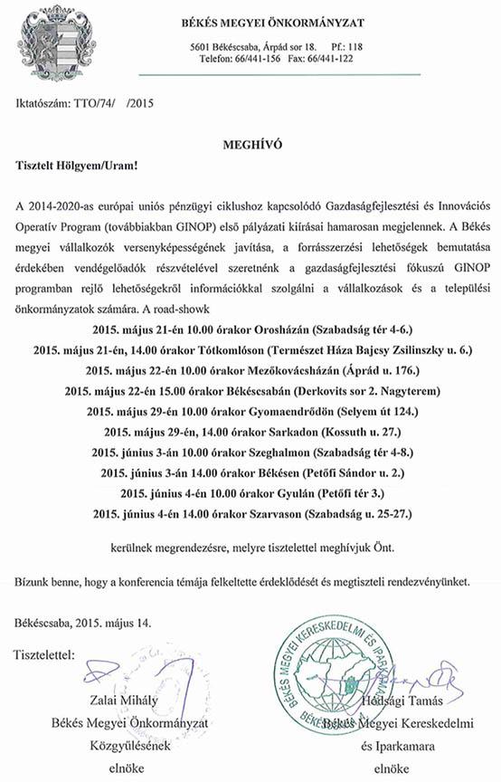 GINOP_meghívó_vállalkozásoknak_BMÖ_BMKIK